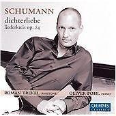 Dichterliebe, Liederkreis (Trekel, Pohl) CD NEW