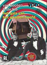 Het gala van het gouden hoofd   Van Kooten & De Bie  sealed dvd