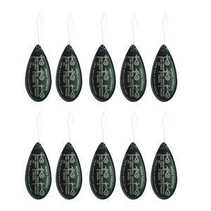Pony Perlnadeln mit Einfädler Stärke 11 weißes Öhr 6 St nickelfrei 07836