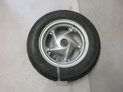 Amichevole Kymco Spacer 125 Cerchione Ruota Anteriore 2,50 X 10 Pollici Wheel Front Rim