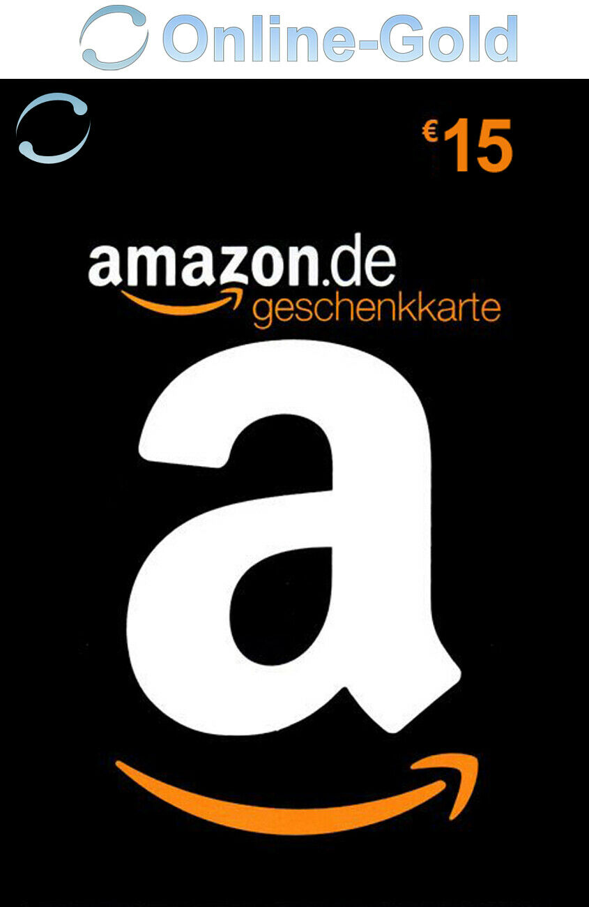 Amazon 15 Karte Gutschein 15 Eur Gunstig Kaufen Catch By Ebay