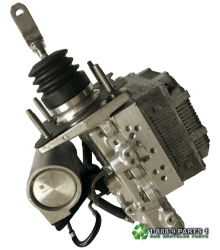 ANTI LOCK BRAKE ABS PUMP MASTER CYLINDER FOR 13-14 LEXUS ES300H  L329D10