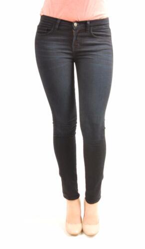 J BRAND Women/'s Heritage Jeans Skinny Leg Mid Rise Blue Size 24 RRP $198 BCF78