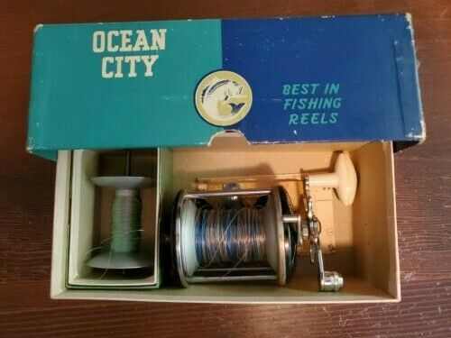Vintage Ocean City 936 Reel plus bonus