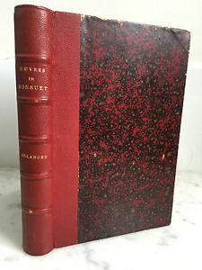 Oeuvres de Bossuet Cinquième partie Mélanges Berche et Tralin 1889
