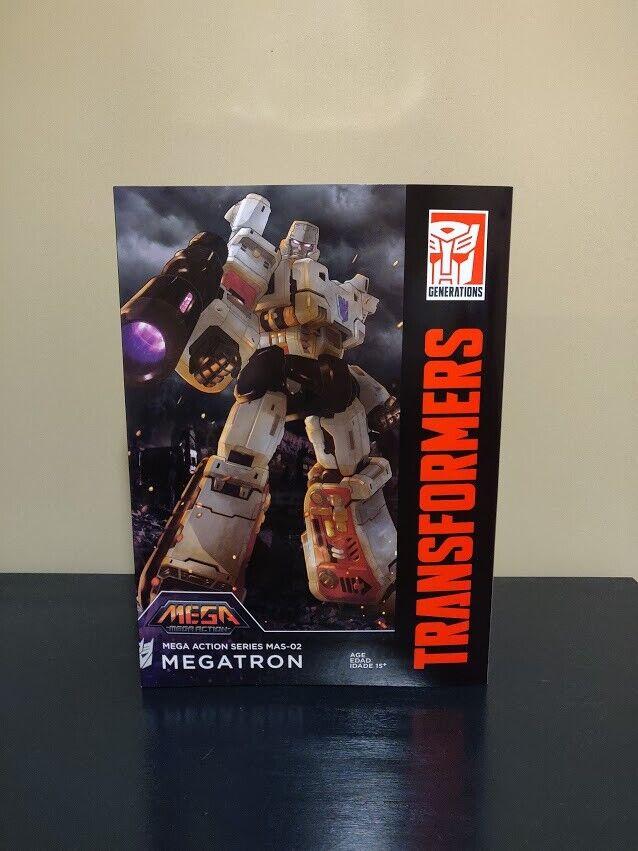 Transformers TOY ALLIANCE MEGA ACTION MAS-02 Megatron