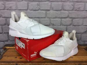 Scarpe Running £ Rrp White Puma ginnastica Ladies da strap 39 Eu Muse 6 80 X Mesh Uk ZqPZw6v