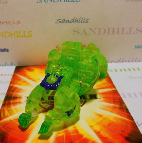 Bakugan Verias Green Ventus Aquos B3 Series /& 2 cards