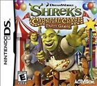 Shrek's Carnival Craze Party Games (Nintendo DS, 2008)