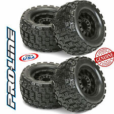 PROLINE BADLANDS MX38 Wheels & Tires HPI SAVAGE TRAXXAS T-Maxx Revo Summit 17mm