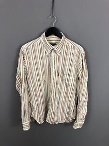 PAUL-SMITH-Shirt-Size-Large-Striped-Great-Condition-Men-s