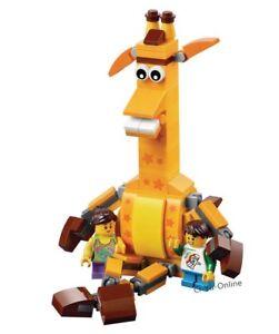 New LEGO Geoffrey /& Friends Toys R Us Exclusive Giraffe Set 40228