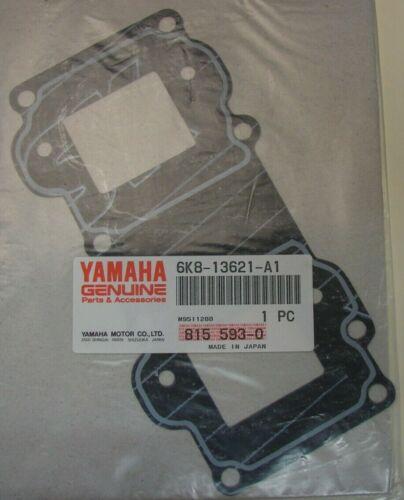 NOS YAMAHA WAVE RUNNER WR500 JAMMER WJ500 REED VALVE GASKET 6K8-13621-A1 NEW OEM