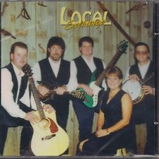 LOCAL EXCHANGE - 1998 USA 14-trk CD album - Richmond,Virginia - FREE UK SHIPPING