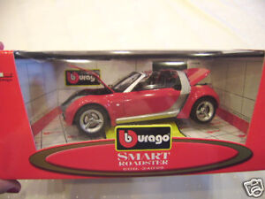 BBURAGO-MERCEDES-BENZ-SMART-ROADSTER-1-18-MADE-IN-ITALY