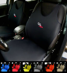 Fantastic Details About 2 Black Car Seat Covers For Citroen C1 C2 C3 Picasso Ds Ds3 Saxo Berlingo Theyellowbook Wood Chair Design Ideas Theyellowbookinfo