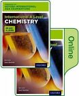 International A Level Chemistry for Oxford International AQA Examinations: AS and A Level by Ted Lister, Janet Renshaw (Mixed media product, 2016)