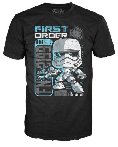 T-Shirt ~ FN-2199 antiémeute Trooper ~ STAR WARS Tees Funko POP