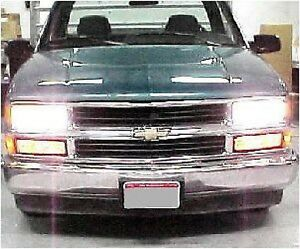 Details About 88 98 Chevy Truck High Beam Conversion Kit 89 90 91 92 93 94 95 96 97 99 00 Gmc