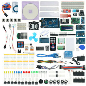 Details about New Mega 2560 Project The Most Complete Ultimate Starter Kit  Arduino TUTORIAL