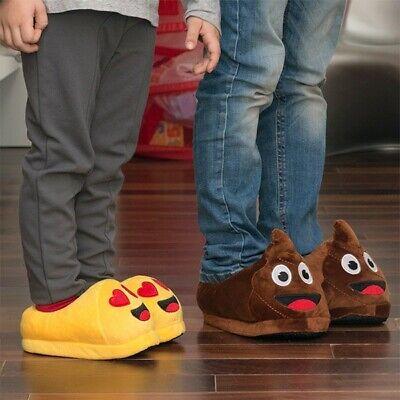 2019 Nuovo Stile Zapatillas De Estar Por Casa Para Niños Emoticonos Gadget And Gifts Fornire Servizi Per Le Persone; Rendere La Vita Più Facile Per La Popolazione