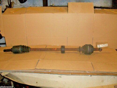 ROVER 45 2000-2002 1.6 16V MANUAL OFFSIDE DRIVER SIDE DRIVESHAFT ABS R65