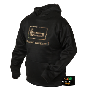 BANDED-b-LOGO-HOODIE-HOODED-SWEATSHIRT-BLACK-WITH-MAX-5-CAMO-LOGO-B1050007-BK