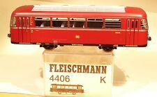 Fleischmann 4406 Schienenbusanhänger VB 142 048 DB Ep.3 Licht + Innenbeleuchtung