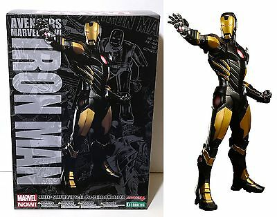 Iron Man Black Gold 1//10 Scale ArtFX *NEW* Marvel Now The Avengers Statue
