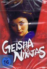 DVD NEU/OVP - Geisha vs Ninjas - Minami Tsukui & Nao Nagasawa