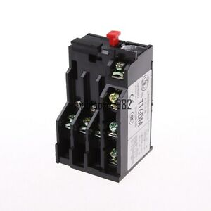 NEW 1PCS 10A 3 Pole 6.3-10A Current Range Motor Thermal Overload Relay JRS2-25