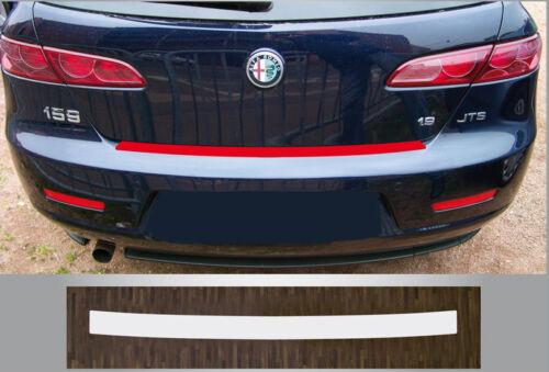 ab 06 Ladekantenschutz Lackschutzfolie transparent  Alfa Romeo 159 SW Kombi Bj