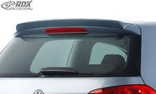 RDX Dachspoiler VW Golf 6 Heckspoiler Dach Heck Spoiler Dachkantenspoiler Flügel