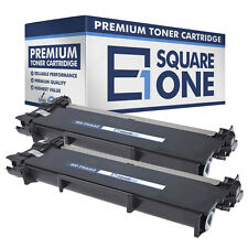 eSquareOne High Yield Toner Cartridge Replacement for Brother TN660 TN630 2-Pack