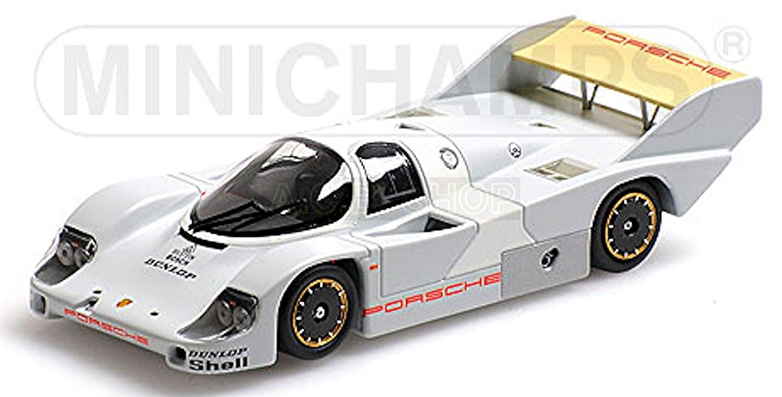 Porsche 956k Déploiement Version 1982 - 1 43 Minichamps