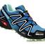 miniatuur 17 - Salomon Speedcross Vario 3 Mens Running Trainers All Sizes Multicolor sneakers