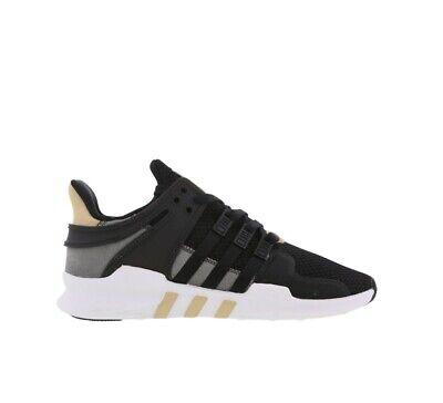 Adidas Equipment Unterstützung Adv Jungen Mädchen Größe 3.5 5.5 Grau Laufschuhe | eBay