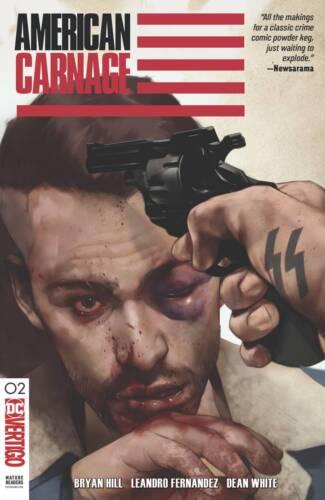 American Carnage #1-4Main /& VariantDC Comics2018-2019 NM