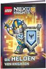 LEGO® Nexo Knights™ Die Helden von Knighton (2016, Gebundene Ausgabe)