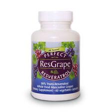 Perfect ResGrape ~ Trans-Resveratrol & Muscadine Grape