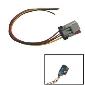 New Fuel Pump Connector Wiring Harness Pigtail For Chevrolet Malibu GMC  Sonoma | eBayeBay