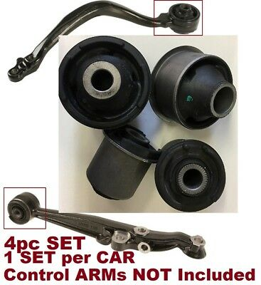 4pcSet Bushings fit Lexus GS300 00-05 GS400 99-00 GS430 SC400 Front Lower Susp