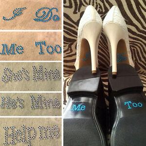 ed857ebb2 Hot Sale I Do Me Too Bridal Groom Shoe Stickers Wedding Accessory ...