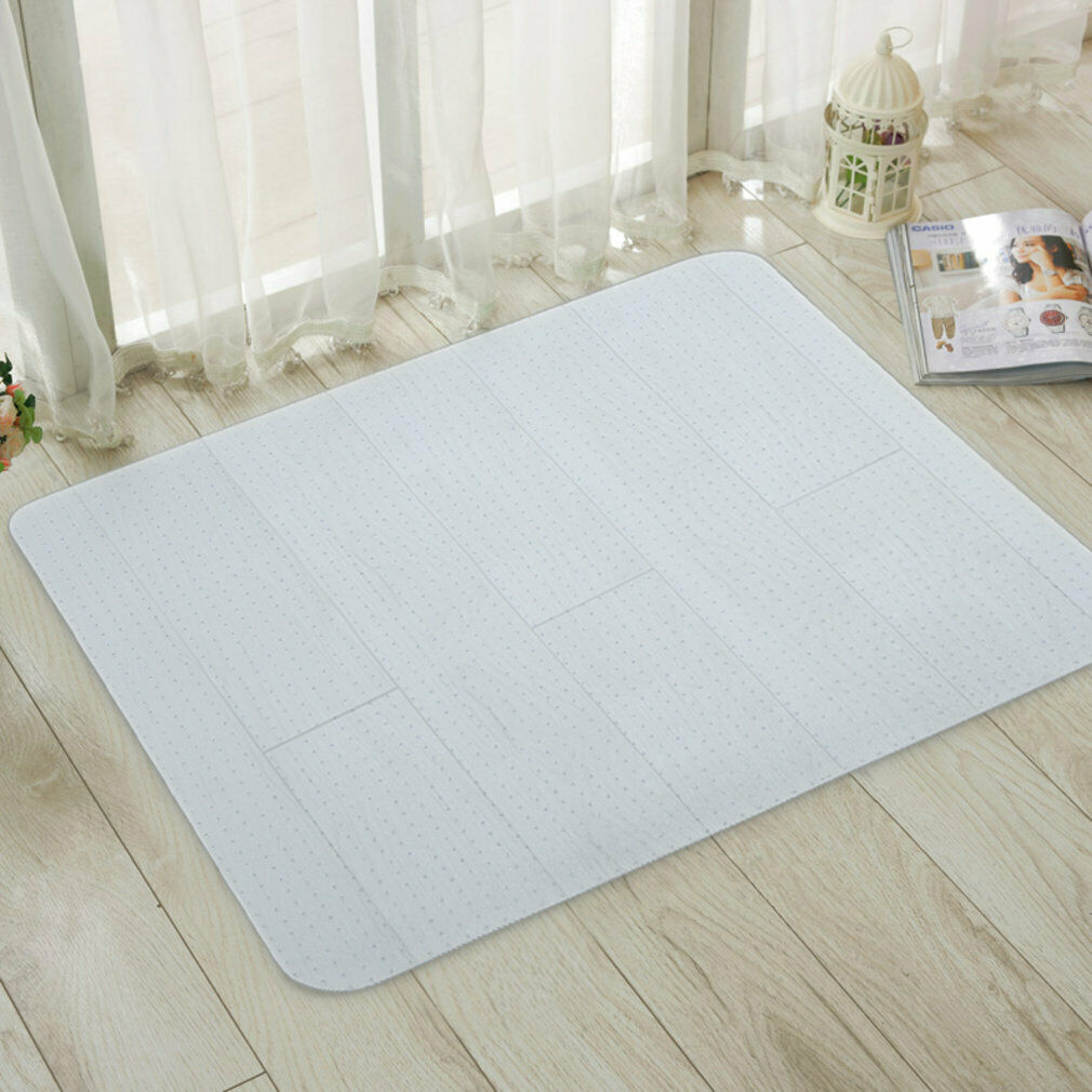 Large Chair Pvc Floor Mat Home Office