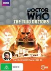 The Doctor Who - Two Doctors (DVD, 2015, 2-Disc Set)