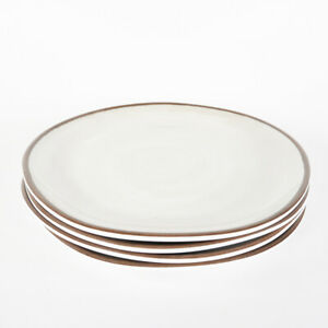 Hearth and hand with Magnolia Set of 4 Melamine Dinner plate 11in