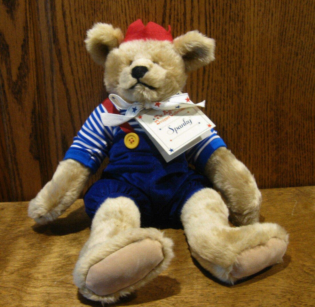 North American Bear Co.  3308 SPANKY, 14  Jointed, NEW From Retail Store