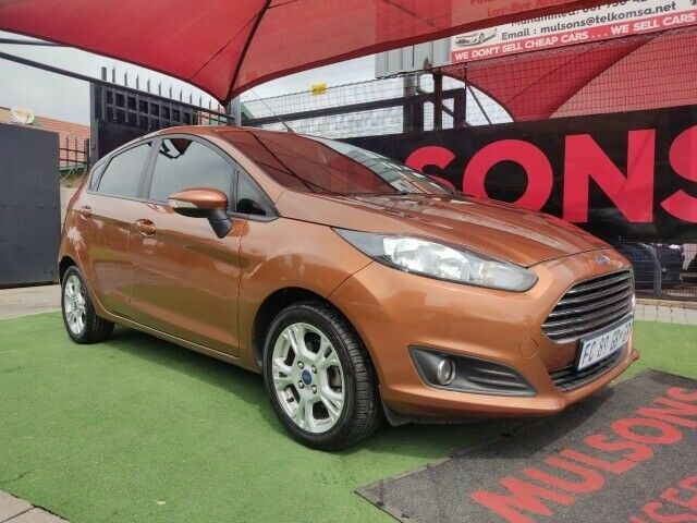 2017 Ford Fiesta 1.0 EcoBoost Ambiente Powershift 5 Door