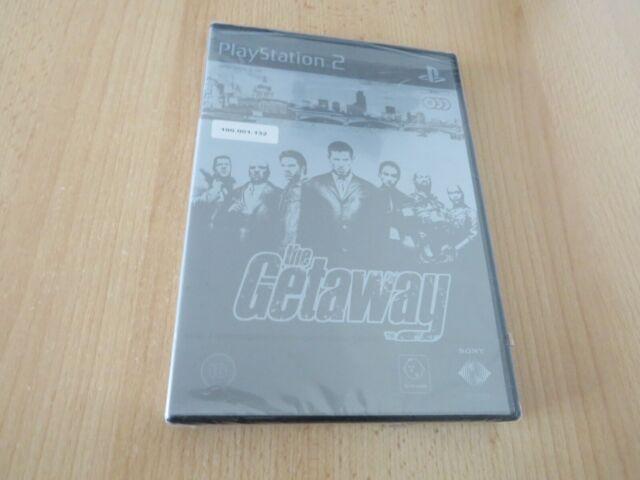 PLAYSTATION 2: The Getaway: Edición Limitada Nuevo Precintado ps2 Pal