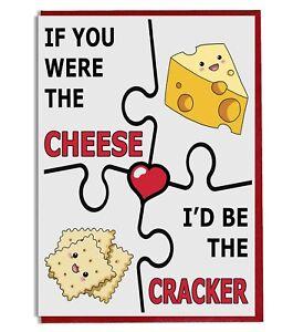Love Quote Valentines Day Anniversary Birthday Gift Cheese And